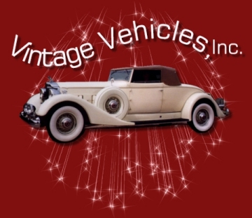 Vintage Vehicles Logo